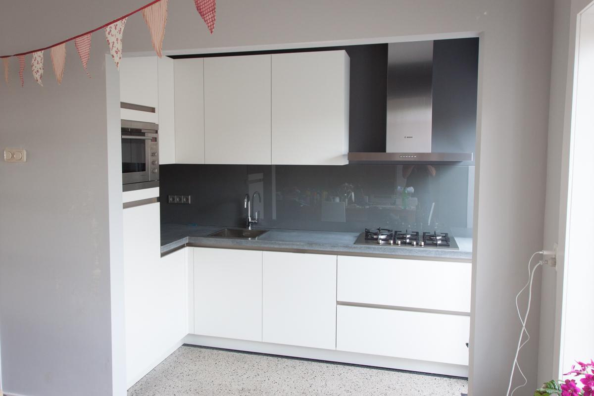 Glazen Achterwand Keuken Monteren : Achterwand Keuken Pictures to pin on Pinterest
